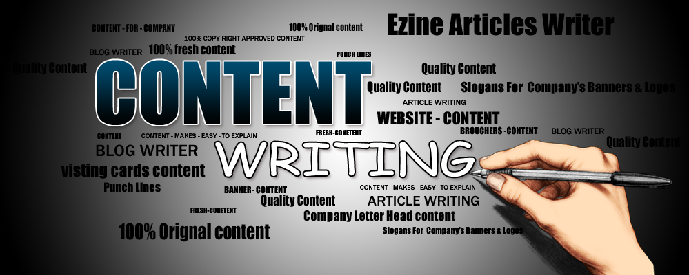 web-content-writer